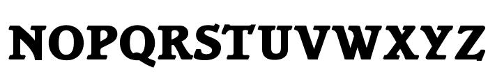 OPTIBari-ExtraBold Font UPPERCASE