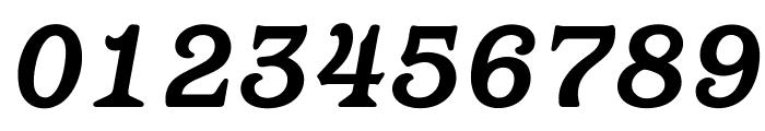 OPTIBarmay-BoldItalic Font OTHER CHARS
