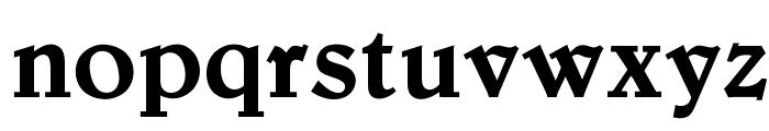 OPTIBelwe-Medium Font LOWERCASE