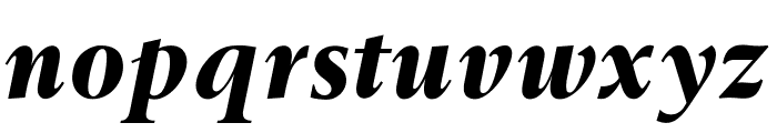OPTIBerling-BoldItalicAg Font LOWERCASE