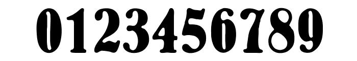 OPTIBernHard-BoldCondensed Font OTHER CHARS