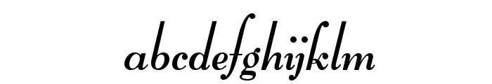 OPTIBernhard-BoldCursive Font LOWERCASE