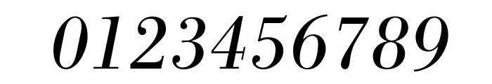 OPTIBodoniAntiqua-Italic Font OTHER CHARS