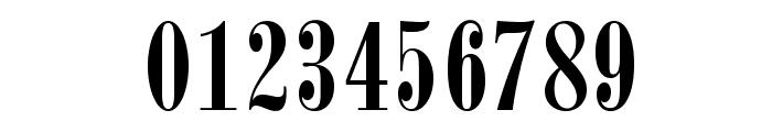 OPTIBodoniCampanileFive Font OTHER CHARS