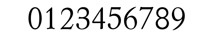 OPTIBriteText-Medium Font OTHER CHARS