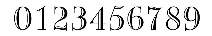 OPTIBurley Font OTHER CHARS