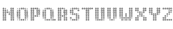 OPTIC.BOT Font UPPERCASE
