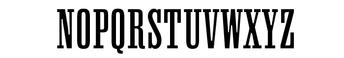 OPTICarmiFive-Caps Font UPPERCASE