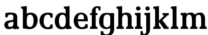 OPTICarvery-Medium Font LOWERCASE