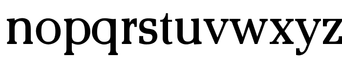 OPTICarveryLight Font LOWERCASE