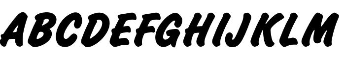 OPTICashew-ExtraBold Font UPPERCASE