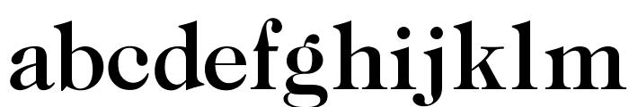 OPTICaslonTwo-Medium Font LOWERCASE