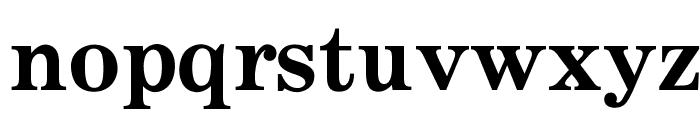OPTICenturySchoolbookBold Font LOWERCASE