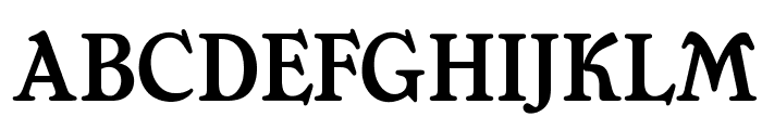 OPTIChelsea Font UPPERCASE