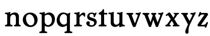 OPTIChelsea Font LOWERCASE