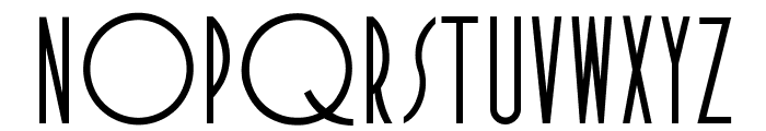 OPTICinema-Solid Font UPPERCASE