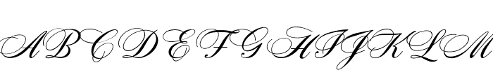 OPTICits Font UPPERCASE