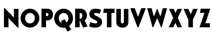 OPTICivet-Bold Font UPPERCASE