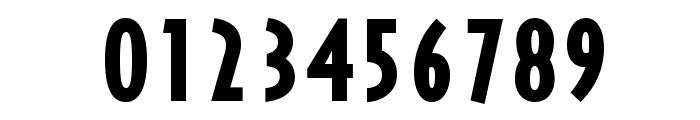OPTICivet-BoldCond Font OTHER CHARS