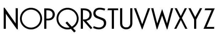 OPTICivet-Light Font UPPERCASE