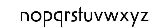 OPTICivet-Light Font LOWERCASE