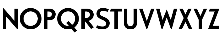 OPTICivet-Medium Font UPPERCASE