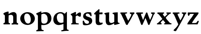 OPTICloister-Bold Font LOWERCASE