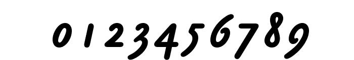 OPTICookeSans-BoldItalic Font OTHER CHARS