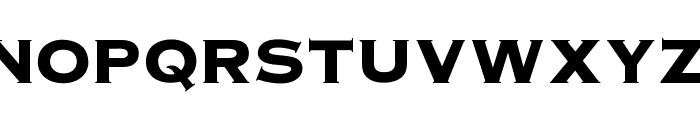 OPTICopperplate-Heavy Font UPPERCASE