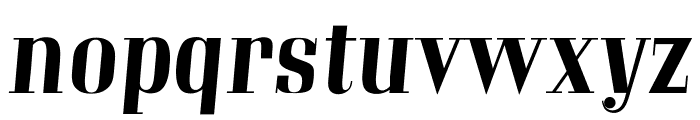 OPTICorvinus-MediumItalic Font LOWERCASE