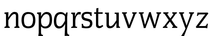 OPTICounsilRoman Font LOWERCASE