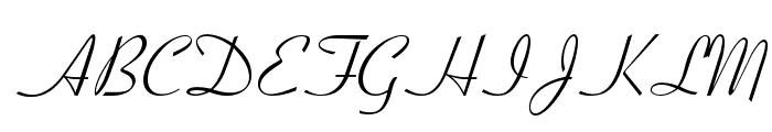 OPTICoyonet Font UPPERCASE