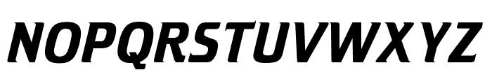 OPTICristeta-Italic Font UPPERCASE