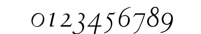 OPTICubaLibre-Italic Font OTHER CHARS