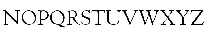 OPTICubaLibre Font UPPERCASE
