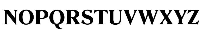 OPTIDanley-Bold Font UPPERCASE