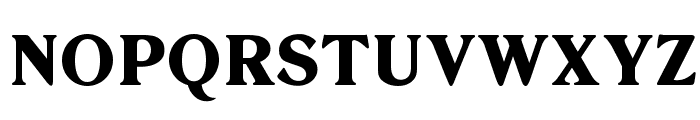 OPTIDanley-ExtraBold Font UPPERCASE