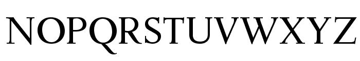 OPTIDeRoos-SemiBold Font UPPERCASE