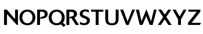 OPTIDelTon-Book Font UPPERCASE