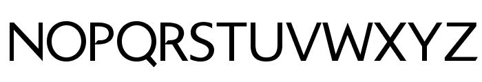 OPTIDelTon-Light Font UPPERCASE