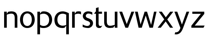 OPTIDelTon-Light Font LOWERCASE