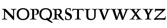 OPTIDelphin-Two Font UPPERCASE
