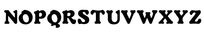 OPTIDutch-Oldstyle Font UPPERCASE