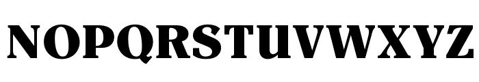 OPTIEinstein-Black Font UPPERCASE