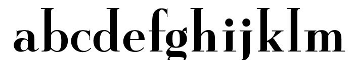 OPTIEisen-Bold Font LOWERCASE