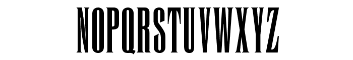 OPTIEngeEtienne Font UPPERCASE