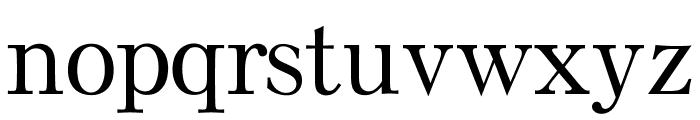 OPTIEpitome-Medium Font LOWERCASE