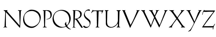 OPTIEve-Light Font UPPERCASE