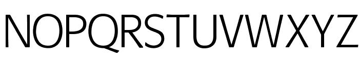 OPTIFob-Light Font UPPERCASE