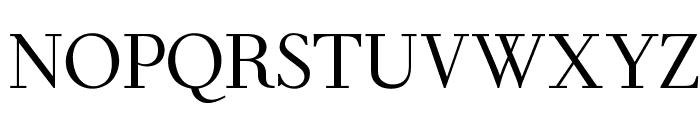 OPTIForquet-Oldstyle Font UPPERCASE